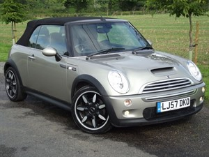 used MINI Convertible COOPER S SIDEWALK - FULL HEATED LEATHER in oxfordshire