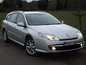 used Renault Laguna DYNAMIQUE S DCI in oxfordshire
