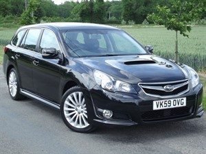 used Subaru Legacy D SE NAVPLUS - HIGH SPEC~RARE CAR~PRICED TO SELL in oxfordshire