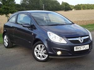 used Vauxhall Corsa DESIGN CDTI in oxfordshire