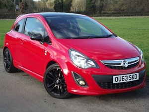 used Vauxhall Corsa LIMITED EDITION - 1 OWNER - LOW MILES in oxfordshire