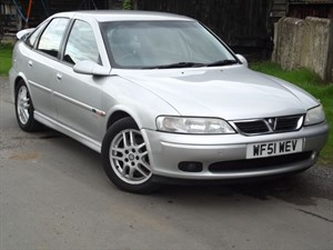 used Vauxhall Vectra SRI 16V in oxfordshire