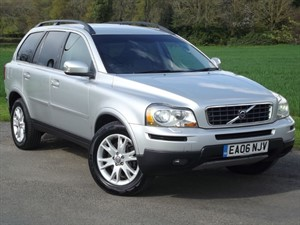used Volvo XC90 D5 SE - LOVELY EXAMPLE - FACELIFT MODEL - PRIVACY - XENONS in oxfordshire