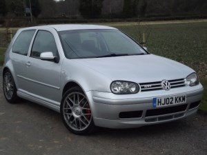 used VW Golf GTi TDI PD 25th Anniversary 150BHP & SAT NAV in oxfordshire