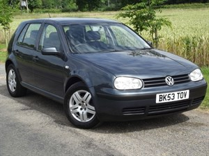 used VW Golf MATCH + AIR CON ~ ALLOYS ~ LOVELY CAR in oxfordshire
