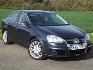 used VW Jetta GT SPORT TDi 140  in oxfordshire