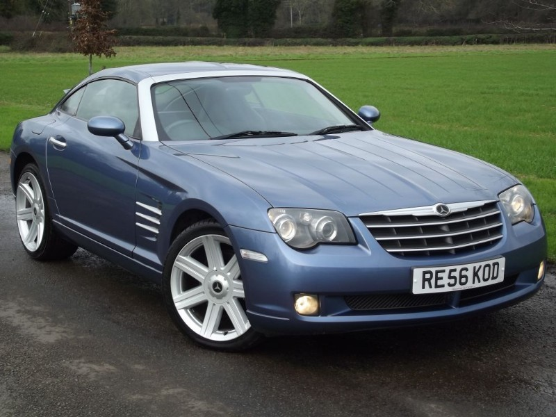 used chrysler crossfire for sale. Cars Review. Best American Auto & Cars Review