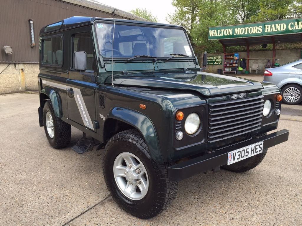 used land rover defender 90 td5 county station wagon for sale in cranleigh surrey from walton. Black Bedroom Furniture Sets. Home Design Ideas