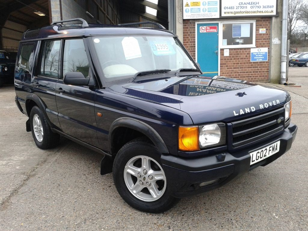 used land rover discovery td5 gs 7str for sale in cranleigh surrey from walton motors. Black Bedroom Furniture Sets. Home Design Ideas