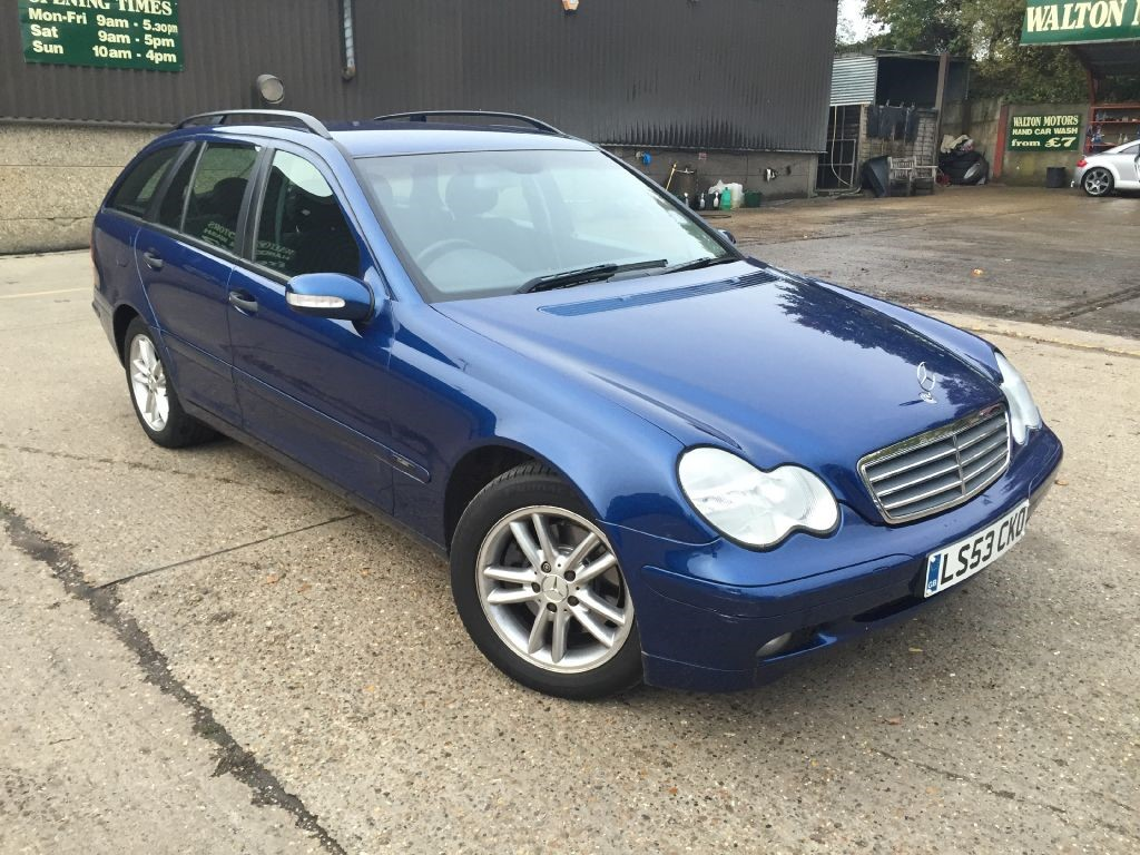used mercedes c class c240 classic for sale in cranleigh surrey from walton motors specialists. Black Bedroom Furniture Sets. Home Design Ideas