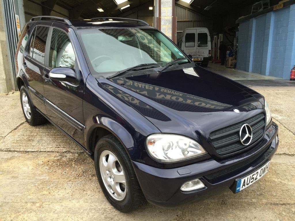 Used mercedes m class ml320 for sale in cranleigh surrey for Used mercedes benz ml320