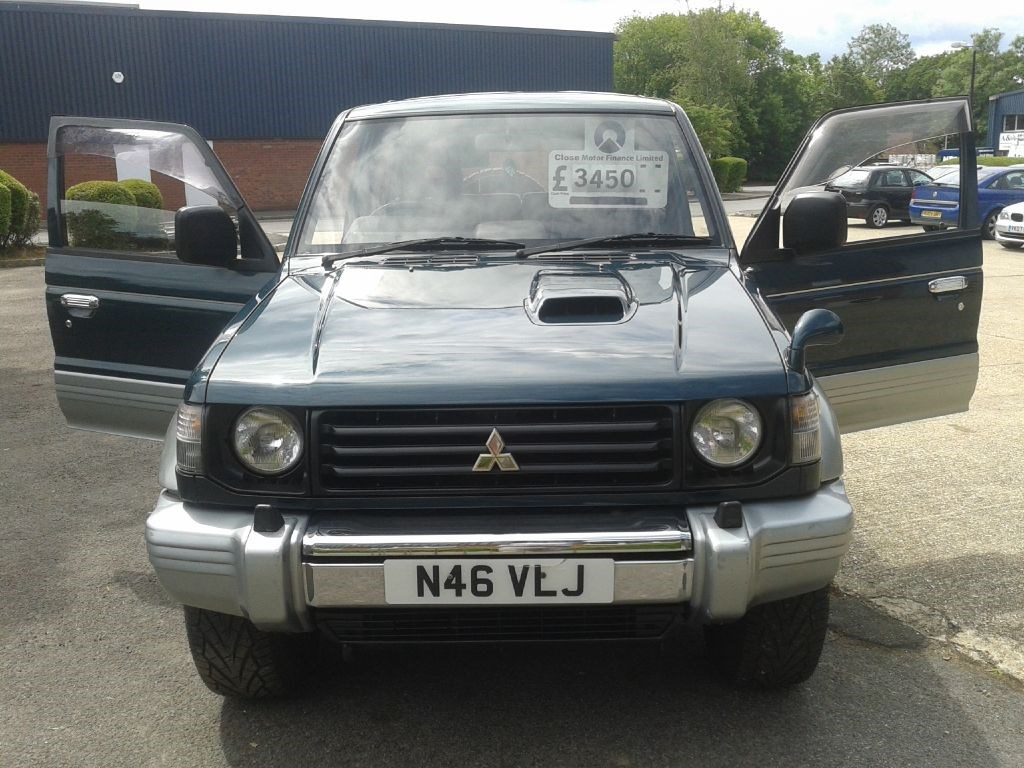 Used Mitsubishi Pajero Import For Sale In Cranleigh