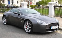 Used Aston Martin Vantage V8    AM SERVICE HISTORY