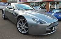 Used Aston Martin Vantage V8   FAMSH   NAV   STUNNING CONDITION