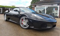 Used Ferrari F430 SPIDER   FSH   RECENT CLUTCH / SERVICE   BIG SPEC
