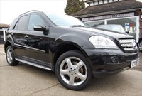 Used Mercedes ML320 CDI SPORT   COMAND NAV   TV   FSH   STUNNING