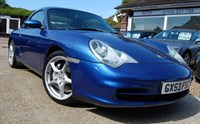 Used Porsche 911 CARRERA 4 TIPTRONIC S   FPSH   1OWNER