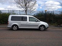 Used VW Caddy MAXI LIFE TDI  DSG