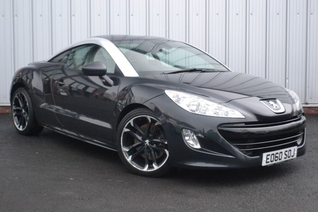used grey peugeot rcz for sale lancashire. Black Bedroom Furniture Sets. Home Design Ideas