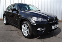Used BMW X6 XDRIVE30D +rear entertainment+tv+reverse camers