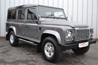 Used Land Rover Defender 110 TDI XS UTILITY WAGON DCB