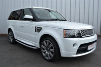 Used Land Rover Range Rover Sport SDV6 AUTOBIOGRAPHY SPORT