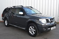 Used Nissan Navara TEKNA D/C DCi A+REAR TOP+LEATHER+S/ROOF+