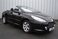 Used Peugeot 307 ALLURE COUPE CABRIOLET