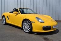 Used Porsche Boxster 24V + £4000 EXTRAS
