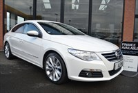 Used VW Passat CC GT TDI (SAT NAV/ BLUETOOTH)
