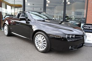 used Alfa Romeo Spider JTS (FULL LEATHER) in wigan-lancashire