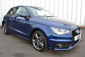 used Audi A1 TFSI S LINE (5 YEAR SERVICE PLAN & BLUETOOTH & 1 OWNER) in wigan-lancashire