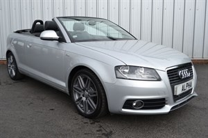used Audi A3 MPI S LINE in wigan-lancashire