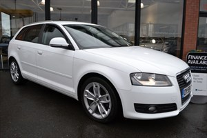 used Audi A3 TDI E SPORT (£30 yr tax) in wigan-lancashire