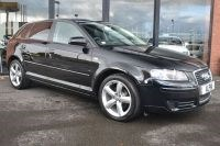 used Audi A3 SPECIAL EDITION 8V in wigan-lancashire