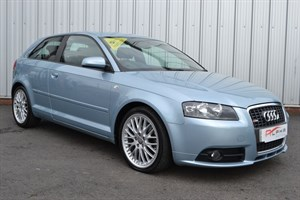 used Audi A3 T FSI S LINE in wigan-lancashire