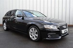 used Audi A4 Avant TDI E TECHNIK in wigan-lancashire