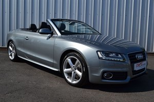 used Audi A5 TFSI S LINE in wigan-lancashire