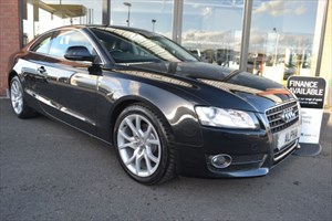 used Audi A5 TDI SPORT (SAT NAV & TECH PACK) in wigan-lancashire