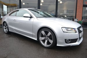 used Audi A5 TDI (RS BODY KIT, 19s, LEATHER) in wigan-lancashire