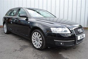 used Audi A6 Avant TDI LIMITED EDITION in wigan-lancashire