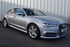 used Audi A6 TDI ULTRA S LINE in wigan-lancashire