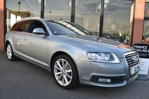 used Audi A6 TDI SE (SAT NAV, LEATHER, EXTRAS) in wigan-lancashire