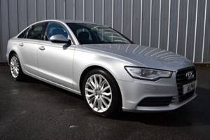 used Audi A6 TDI SE in wigan-lancashire