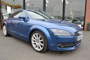 used Audi TT TFSI in wigan-lancashire