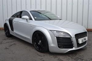 used Audi TT TFSI QUATTRO S LINE+FULL CARACTERE R8 BODY CONVERSION+ in wigan-lancashire