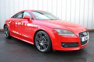 used Audi TT TFSI (S-LINE/ TTS) in wigan-lancashire
