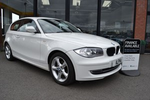 used BMW 116d SPORT (ONE OWNER & £30 A YEAR ROAD TAX) in wigan-lancashire