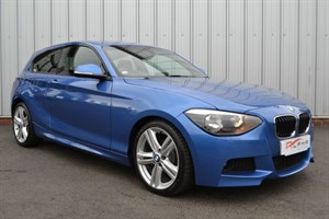 used BMW 116d M SPORT in wigan-lancashire