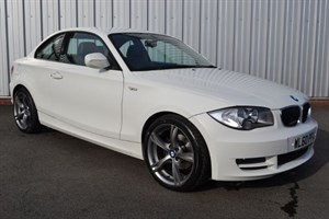 used BMW 118d SPORT in wigan-lancashire